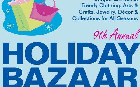 Holiday Bazaar Flyer 2017