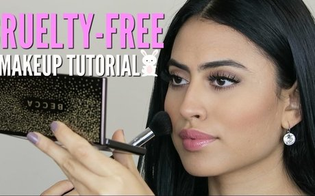 CRUELTY-FREE MAKEUP TUTORIAL
