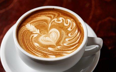 Coffee !! (or hot chocolate)
