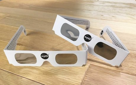 Still need a pair of solar eclipse glasses? Here's where to find them. (Maybe.)