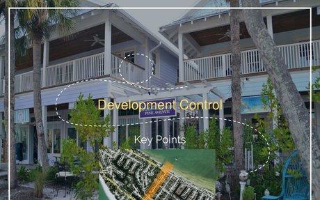 Development control - UNWTO & PCGS Sustainable Tourism