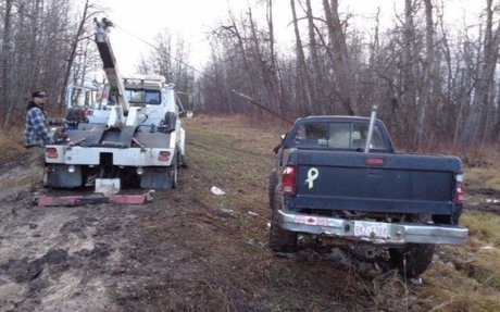Top Notch Towing & Recovery - Edmonton, AB