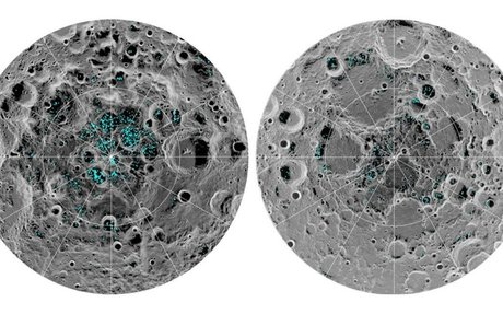 It Is Official: Water Ice Confirmed On The Earth's Moon