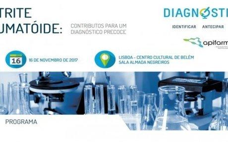 Conferência Artrite Reumatóide: contributos para um diagnóstico precoce