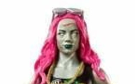 WWE Zombies Sasha Banks Figure