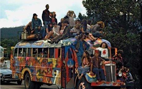 Hippies during the Vietnam War