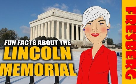 Fun Facts about the Lincoln Memorial