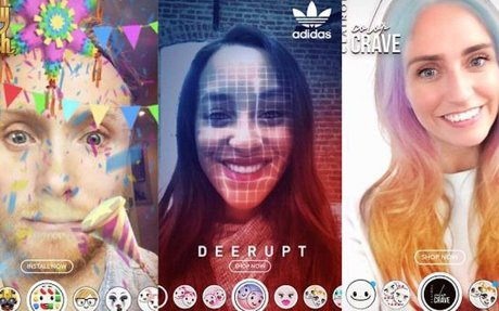 Snapchat Integrates Shopping Ads Into AR Lenses - Search Engine Journal