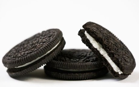 10. The First Oreo Cookie