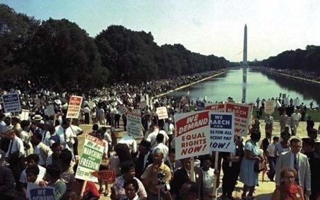 March on Washington | United States history [1963]