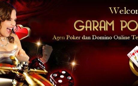 Garampoker: Judi Poker Online Domino 99 Bandar QQ Terpercaya
