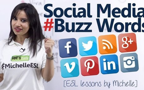 Social Media Buzz Words – Free English lesson to learn trending words