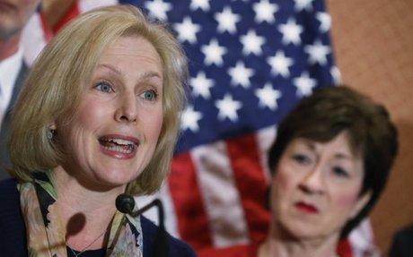 Democrat and Republican Senators Move to Stop Trump's Transgender Military Ban