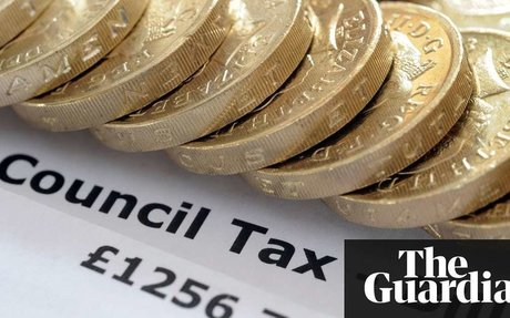 Jailed for unpaid council tax