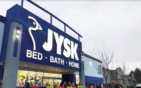 JYSK Unveils New Canadian Flagship