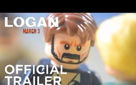 Lego Logan Trailer