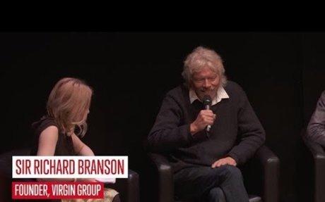 Sir Richard Branson: How to Start a Business