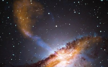 Magnifying the Universe - interactive