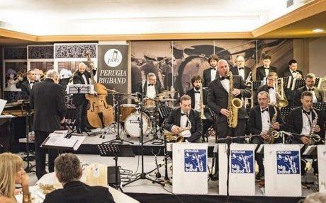 'Merry Swingin'Grifo Christmas' assieme alla Perugia Big Band - Umbriaoggi.news