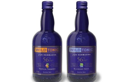 Good Omen Bottling Creates Buzz with Release of Innovative Wild Tonic Jun Kombucha Alcohol