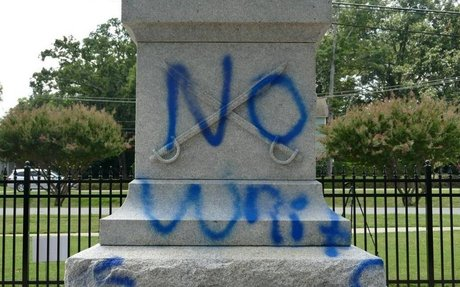 Davidson man accused of vandalizing Confederate monument in Cornelius