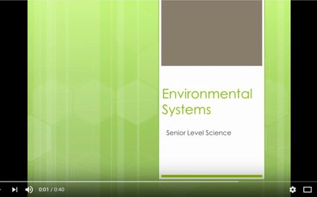 Science Video APG