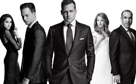 Suits - Watch Full Episodes | USA Network