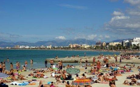 Mallorca - Forbyr privat utleie til turister