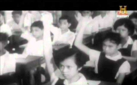 Social changes during Japanese Occupation (Education: 1.30 onwards)