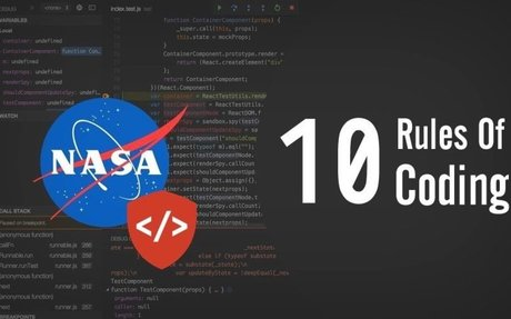 How To Code Like The Top Programmers At NASA — 10 Critical Rules