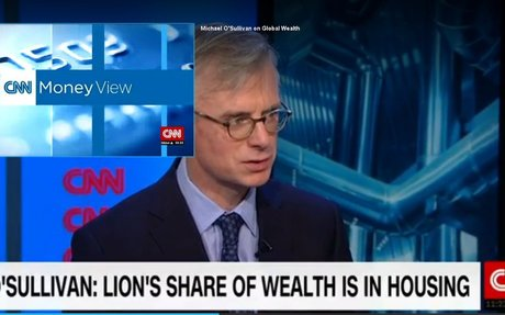 Video: CNN Money and Credit Suisse Global Wealth Report