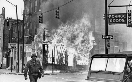 The Fires Last Time: Lessons from the 1968 Baltimore Riots