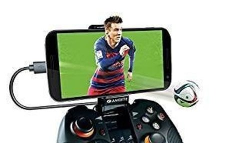 Buy Amkette Evo Gamepad Wired (For All OTG Supported Android Phones and Tablets only) Onli