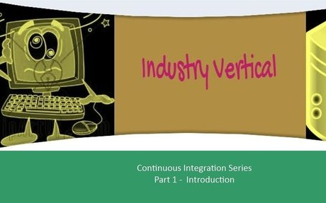 Part 1 - Introduction Continuous Integration with Jenkins