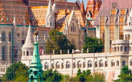 Vaktérkép - Magyarország