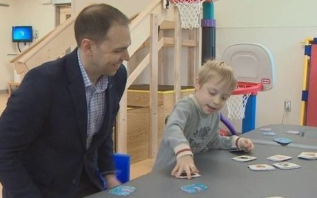New IWK specialist helping kids achieve life goals — like going to the mall | CBC News