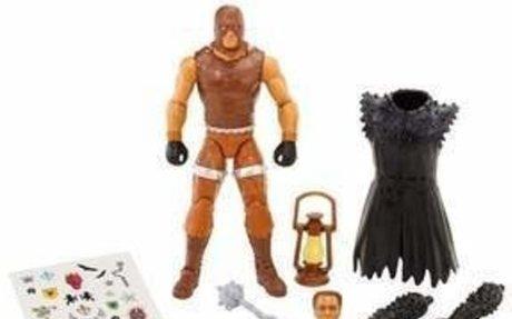 WWE Create A Superstar Dean Ambrose Figure Set