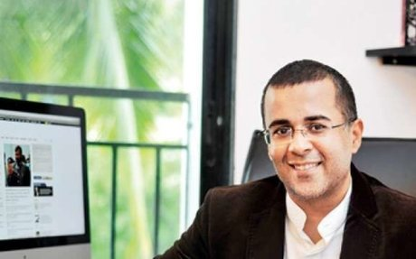 Chetan Bhagat's latest book 'One Indian Girl' breaks pre-order record