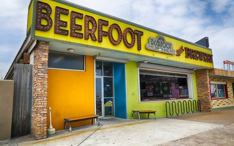 Beerfoot Brewery - Galveston's Only Brew Pub