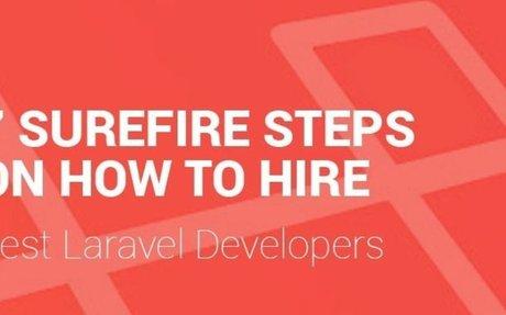 Laravel Web Development Company Services India