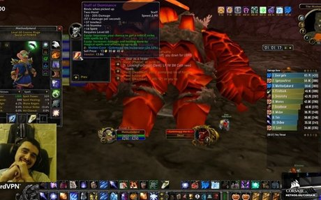 First Streamer To Hit 60 In WoW Classic Kicked From Top Esports Organization For Steali...