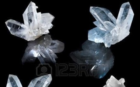 Rock Crystal Stock Photos. Royalty Free Rock Crystal Images And Pictures