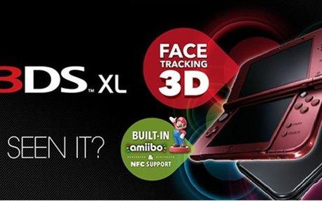 Amazon.com: New Nintendo 3DS XL Black: New Nintendo 3ds Xl - New Black: Video Games