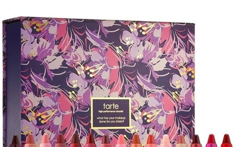 Tarte LipSurgence 15 Piece Collector's Set Holiday 2013 – Musings of a Muse