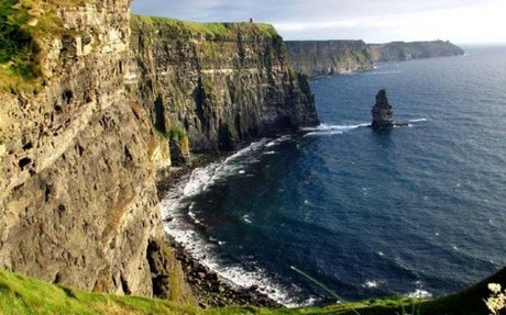 Cliffs of Moher | Irelands Most Visited Natural Tourist Attraction