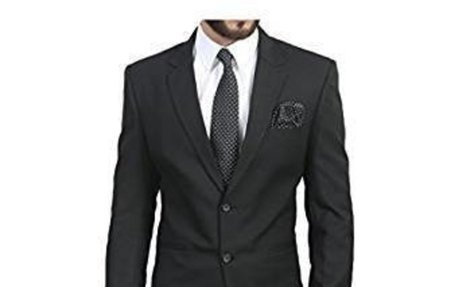 ManQ Slim Fit Formal/Party Men's Blazer - 7 Colors: Amazon.in: Clothing & Accessories