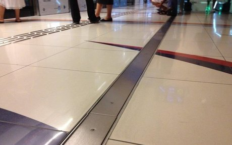 Expansion joint Dilatation in stainless steel, anti-seismic   Cortartec