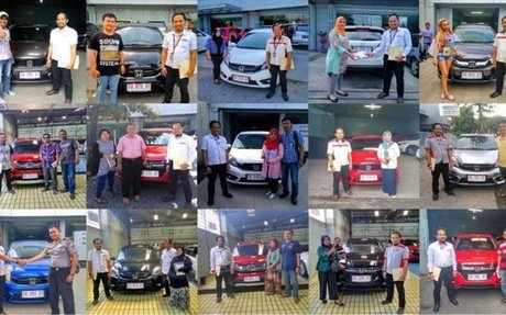 Dealer Honda Makassar - Harga Mobil Honda Brio, Mobilio, Jazz, BRV, HRV