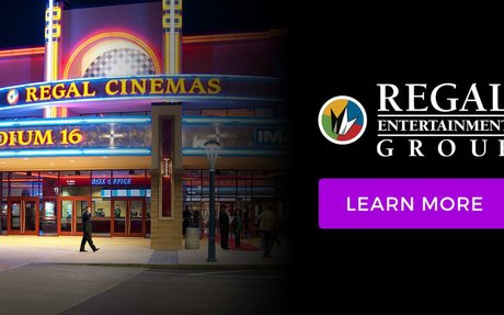 Movies with Regal entertainment group