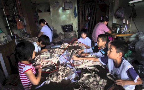 Child Labor in China